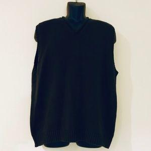 Men's JCrew Green Swearer Vest